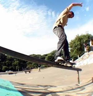 Nomes de manobras de skate