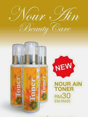 SHopAhOLic SET NOUR AIN BEAUTY CARE
