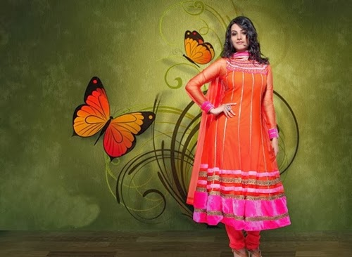 Designer Salwar Suits 2014