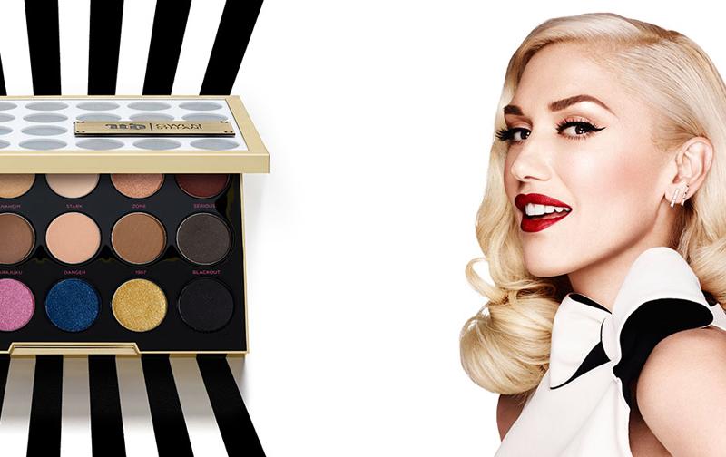 UD X Gwen eyeshadow palette