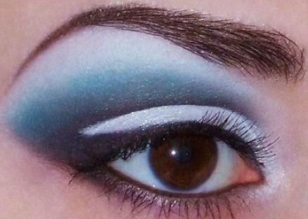 tcnica para maquillar ojos bonitos