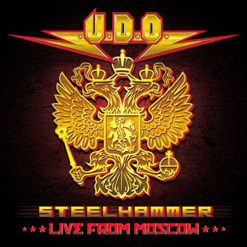 U.D.O  - Steelhammer – Live From Moscow