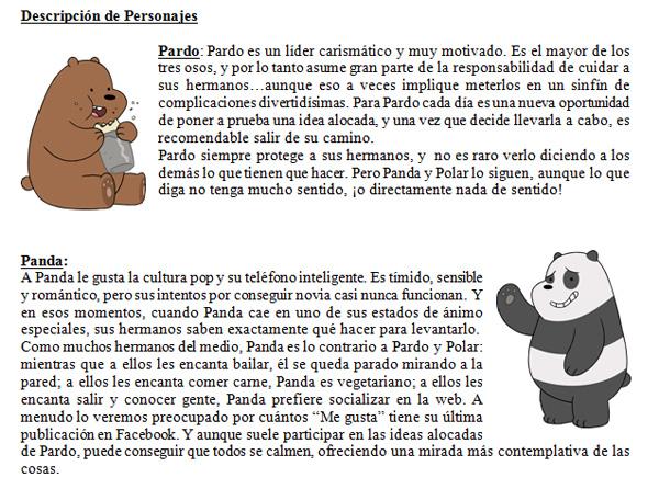 Un-trío-osos-legó-quedarse-Cartoon-Network-presenta-Escandalosos