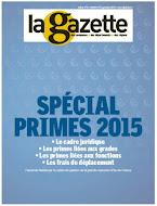 Le guide des primes 2015