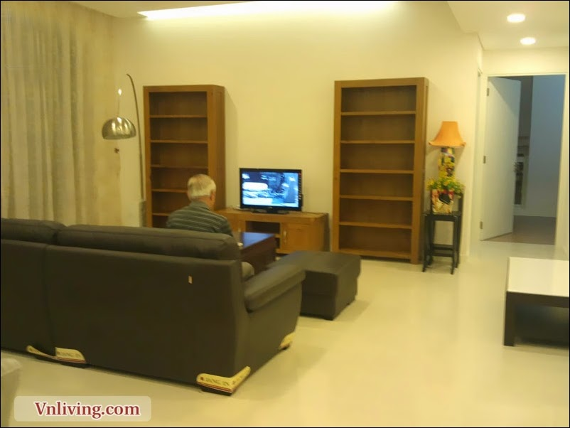 Spacious apartment for rent at The Estella An Phu 3 bedrooms