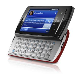 Sony Ericsson smartphone