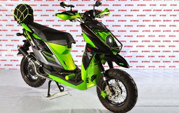 Foto Modifikasi Yamaha X-Ride Terbaru