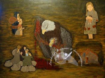 Η Γενοκτονία στην Ζωγραφική
