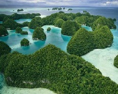 5 Pulau Terpencil Di Dunia