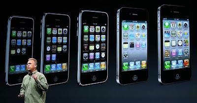 Apple programa lançamento de novas versões do iPhone.