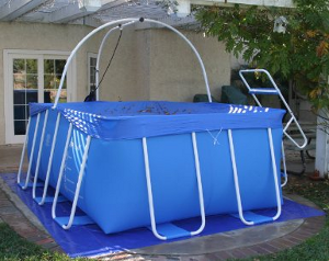 Ipool Above Ground Exercise Swimming Pool Ipool Above Ground Exercise Swimming Pool Review