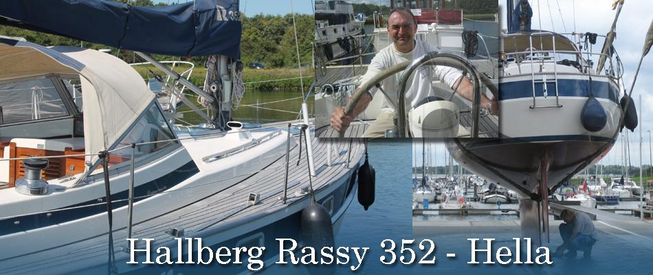 Hallberg Rassy 352 - För er som gillar kvalitetssegling!