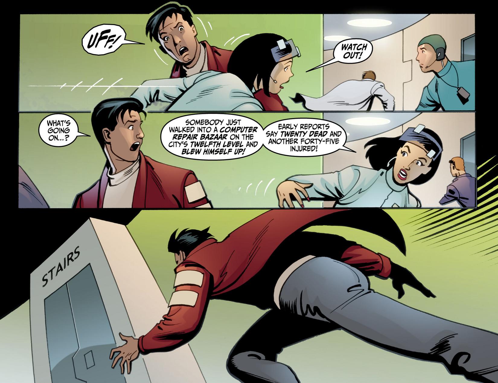 Batman Beyond (2012) Issue #11 #11 - English 12