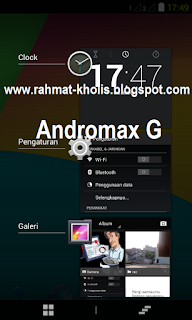 MiniROM Kitkat Andromax G