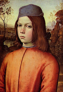 Pinturicchio Portrait of a Boy