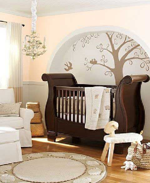 Baby Bedroom Design Pictures