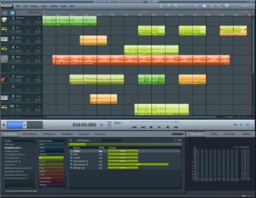 crack magix music maker 17
