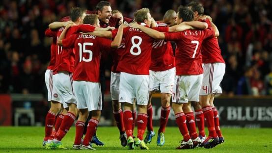 Prediksi Skor Denmark vs Montenegro 12 Oktober 2016