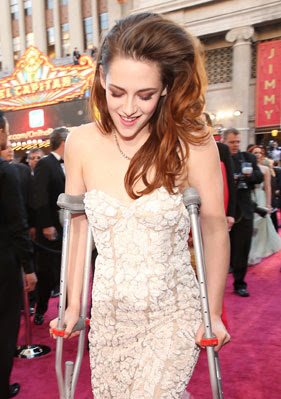 kristen stewart white dress oscars