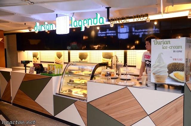 Durian Lagenda @ Lot 10 Hutong