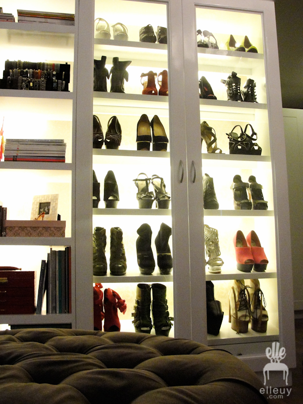 Decor Me Happy By Elle Uy Drool Worthy Shoe Closet A