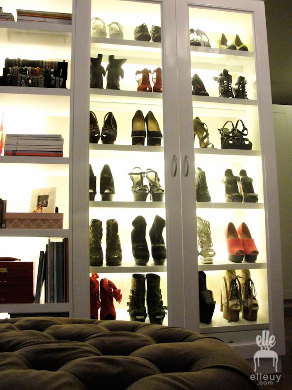 Laureen Uy, Shoe Closet, Shoes, Cabinet, Beautiful Shoe Closet