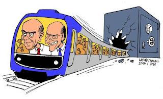 Propinão tucano de Geraldo Alckmin e Serra está há um ano engavetado