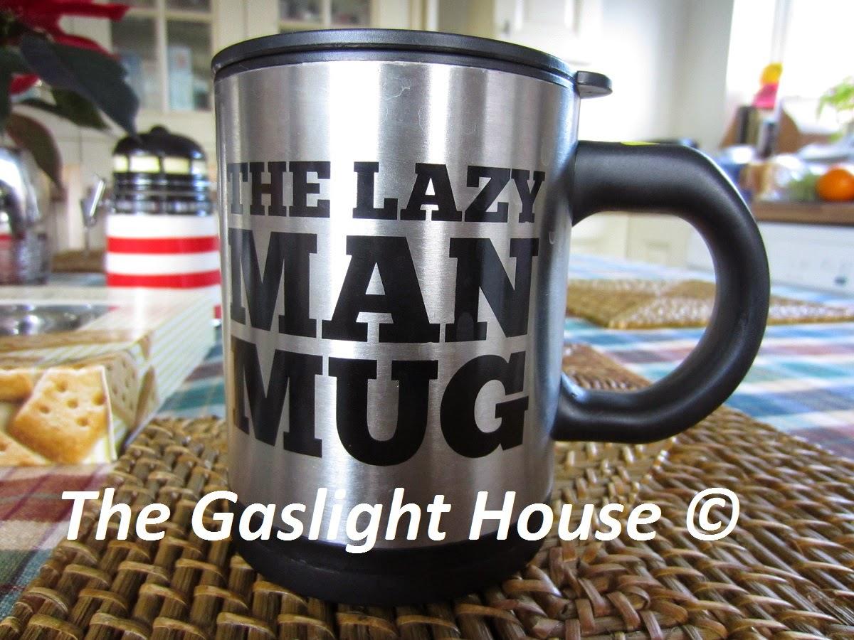 Lazy Man Mug