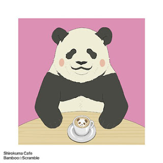 Shirokuma Cafe ED Single - Bamboo Scramble