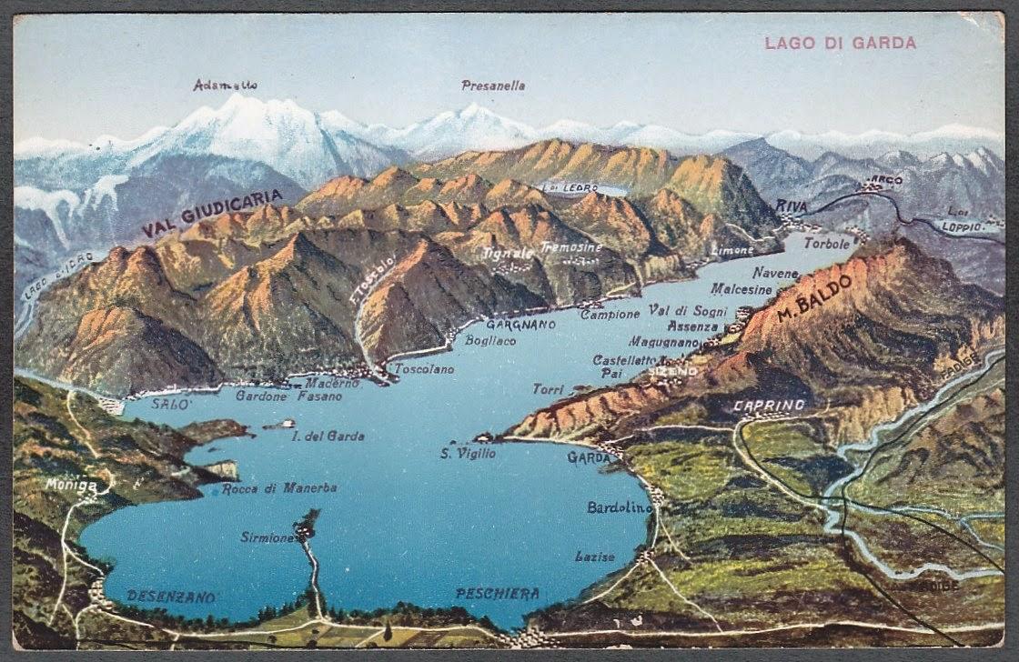 I promessi viaggi: Un soggiorno sul Lago di Garda