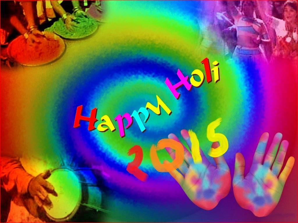 Happy Holi 2015