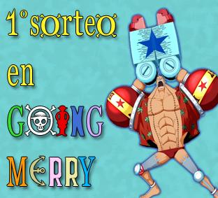 Sorteo Going Merry