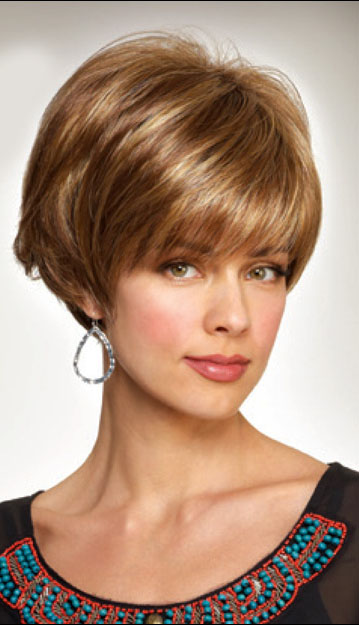 NEW SHORT HAIRSTYLES: April 2012