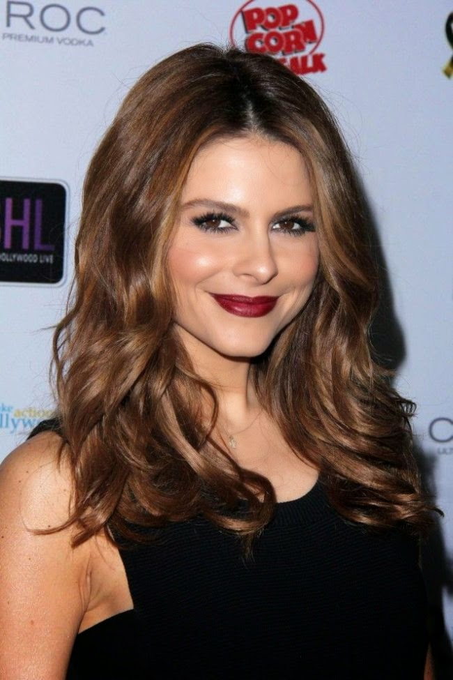 We should all be so lucky to be the best with her, but that can't be easy.  I mean, how the pair can do anything to the golden point for 16 years (start on April 1998? Ya, Maria Menounos and her boyfriend, Keven Undergaro were doing its all on the straight way.  And the brunette style is still simply to assimilated their condition as she headed the Inaugural Digi Ball by CIROC at Hollywood, USA on Friday, December 5, 2014.  The 36-year-old flaunted her glamour and gorgeous in a dark short cocktail dress for the event, which displayed her anatomy and legs to amazing.