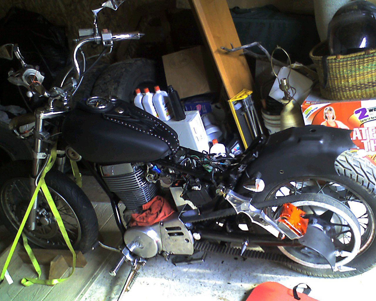 CWC  Spike the Savage Bobber   sold