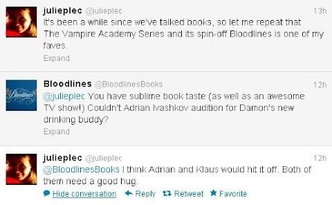 The Vampire Diaries: Qué pasaría si Adrian Ivashkov (Bloodlines) visitara Mystic Falls