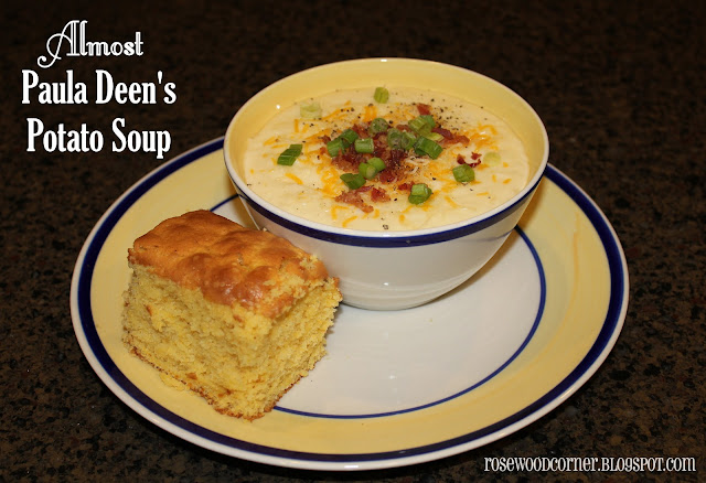 Skinny on Easy Crock Pot Broccoli Cheese Soup. Just toss everything into your crock pot and let it cook on LOW for 4 to 6 hours. Then process with a immersion blender (affiliate link), or regular blender (affiliate link), in batches until smooth.