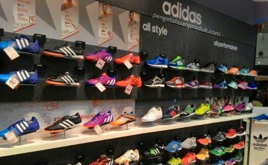 Buru Sepatu Bermerek Di Planet Sports
