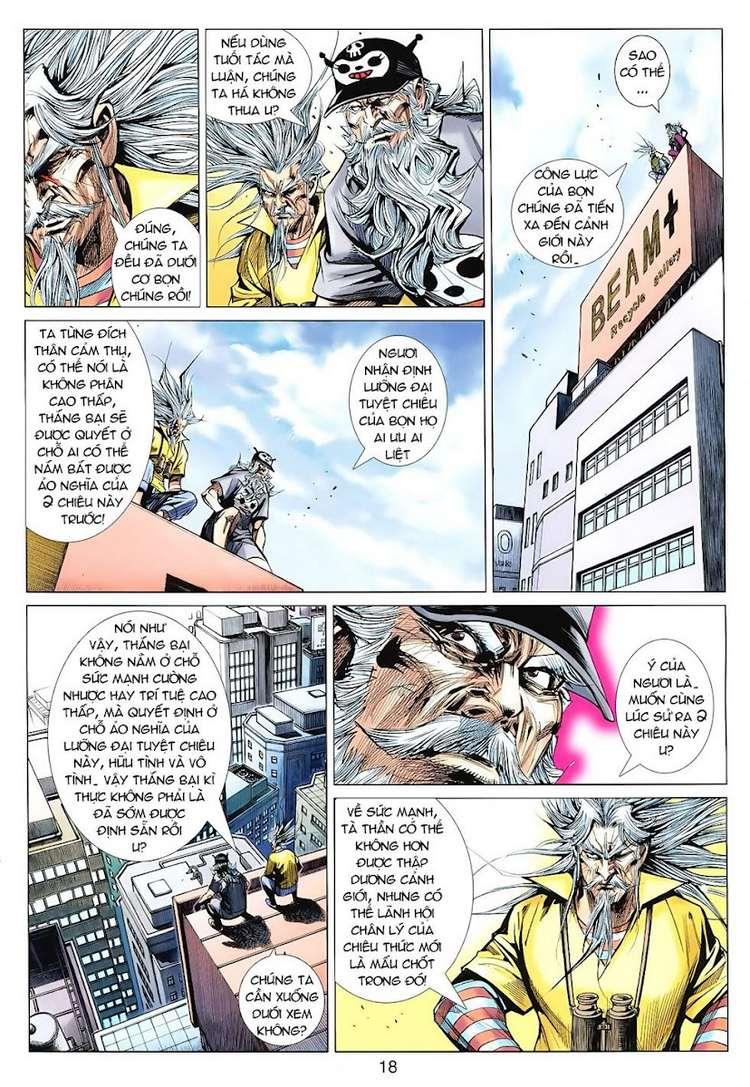 Hoả Vân Tà Thần II chap 98 - Trang 18