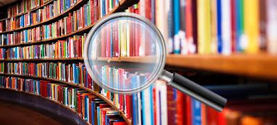 إيجاد الكتب النادرة، البحث عن الكتب
