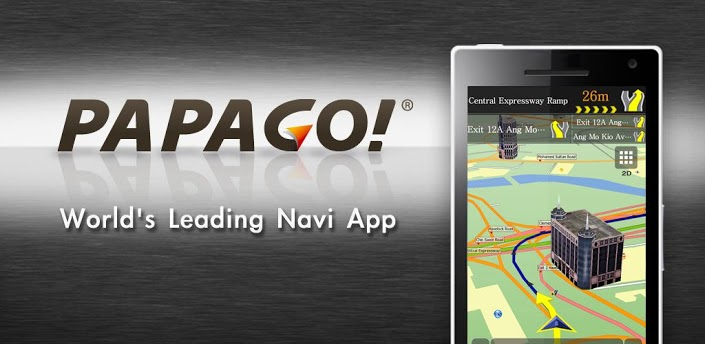 Papago M11 GPS Navigation for ALL ANDROID PHONES: Papago M11! GPS ...