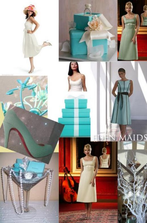 Breakfast at Tiffany 39s Wedding Theme
