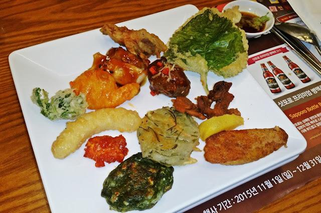 Todai Sushi and International Cuisine Restaurant | www.meheartseoul.blogspot.sg