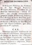 TEXTO DO JORNAL DIÁRIO DE NATAL