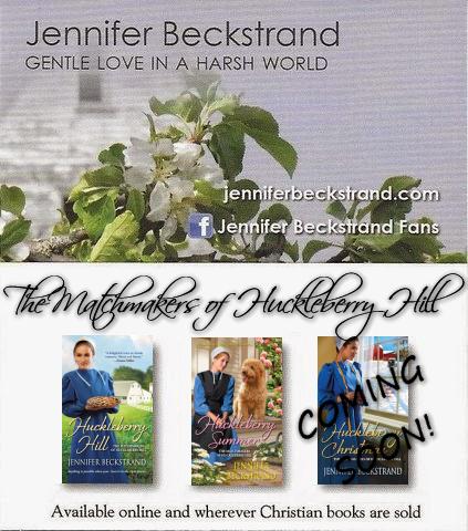 Jennifer Beckstrand's 2014 Street Team