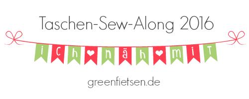 Taschen Sew Along bei greenfietsen