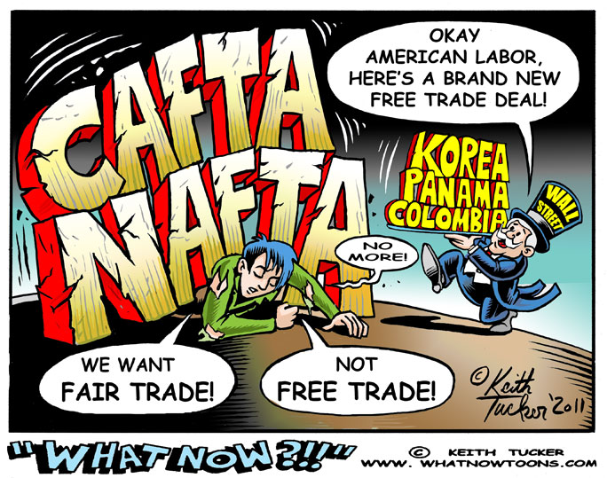 """free trade and fair trade Many people are familiar with the term """"free trade,"""" which has played a major role in countries' trade policies in the past few decades while free trade policies need reform, fair trade adds a complementary business model to such reform the table below summarizes key differences: free trade is not fair trade."""