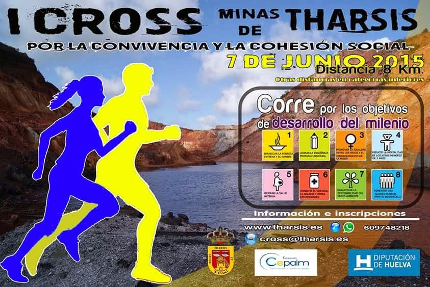 I CROSS MINAS DE THARSIS