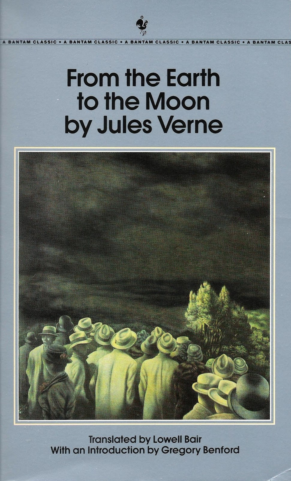 an analysis of from the earth to the moon and around the moon by jules verne Around the moon (french: autour de la lune, 1870), jules verne's sequel to from the earth to the moon, is a science fiction novel which continues the trip to the moon which was only.