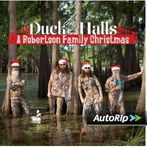Amazon - Duck the Halls: A Robertson Family Christmas CD $10.99 - My
